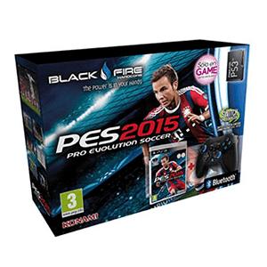 PES 2015 + Controller Blackfire Hardcore