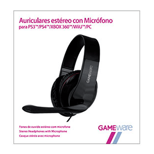 cascos ps3 game