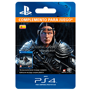 Shadow of Mordor Season Pass