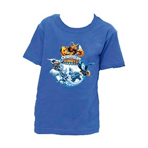 "Camiseta niño ""Grupo Aire"" Azul Talla 5-6 años"