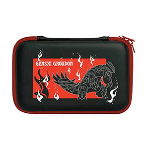 Funda Rigida 3DSXL Pokemon Omega Ruby Hori