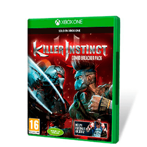 Killer Instinct: Combo Breaker
