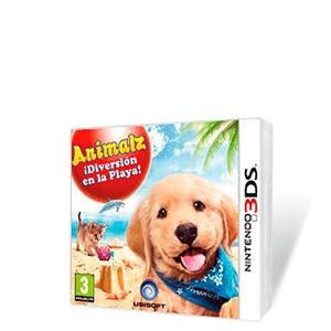 Animalz ¡Diversión en la playa!