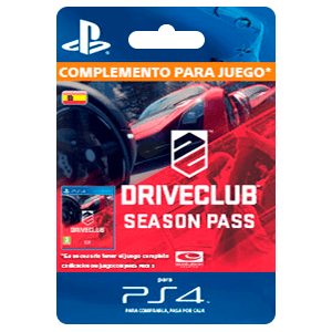 DRIVECLUB Season Pass