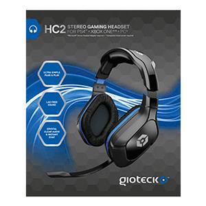 Auriculares Gioteck HC2