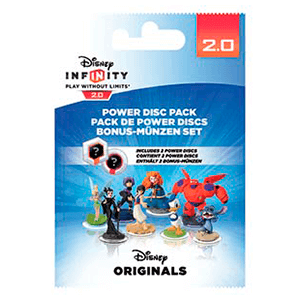Disney Infinity 2.0 Pack Power Discs serie 2