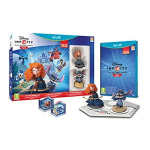 Disney Infinity 2.0: Wii U Toy Box Combo Pack