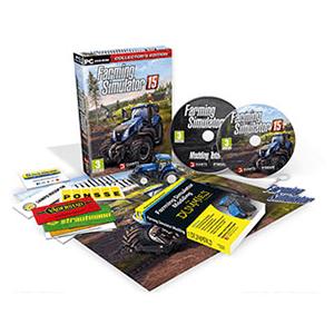 Farming Simulator 15 Edicion Coleccionista