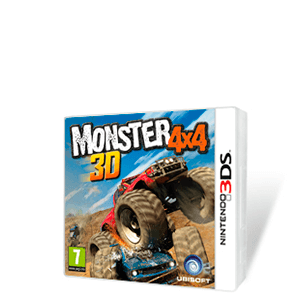 Monster Truck New 3D