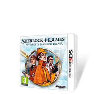 Sherlock Holmes: Misterio de la Ciudad Helada