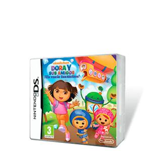 Dora y Sus Amigos: ¡Un Vuelo Fantástico!