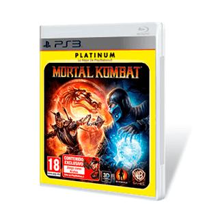 Mortal Kombat 9 (Platinum)