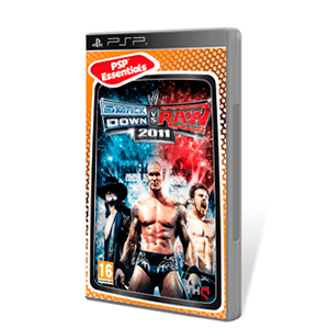 WWE Smackdown vs Raw 2011 (Essentials)