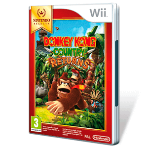 Donkey Kong Country Returns Nintendo Selects