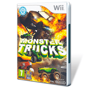 Monster Trucks: Ultra Mega Extreme