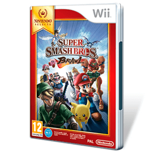 Super Smash Bros Brawl Nintendo Selects