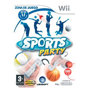 Zona de Juego: Sports Party