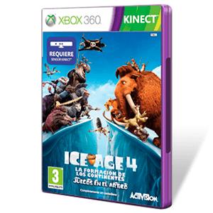 Ice Age 4: La Formación de los Continentes(Kinect)