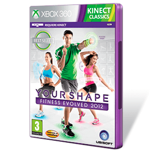 Shape 2 Kinect Classics