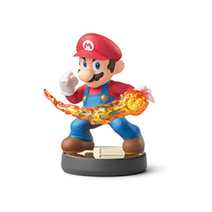 Figura Amiibo Smash Mario