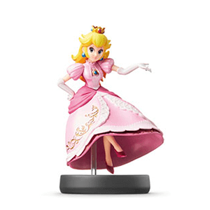 Figura Amiibo Smash Peach