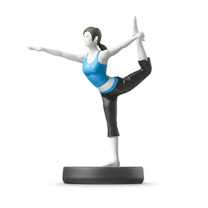 Figura Amiibo Smash Fit Trainer