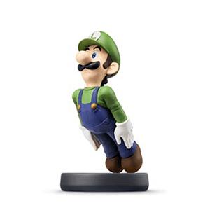 Figura Amiibo Smash Luigi