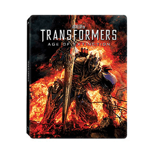 Transformers 4 Age of Extinction Bluray Steelbox