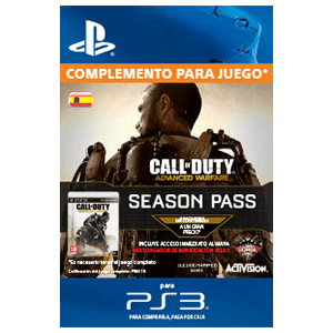 Call of Duty: Advanced Warfare Season Pass (PS3)