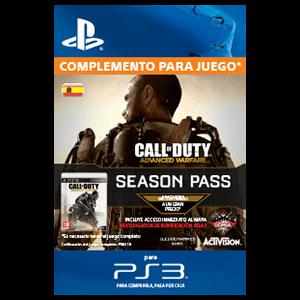 Call of Duty: Advanced Warfare Season Pass (PS3)