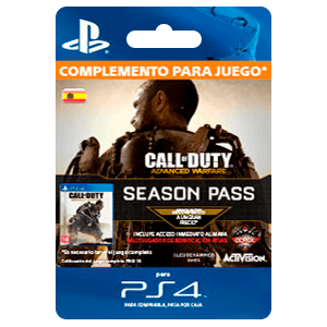 Call of Duty: Advanced Warfare Season Pass (PS4)