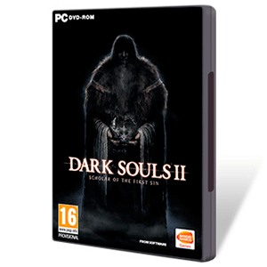 Dark Souls II Goty Scholar of The First Sin