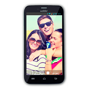"Smartphone Wolder Wink2 5"" IPS Dual Core 1Gb+4Gb"