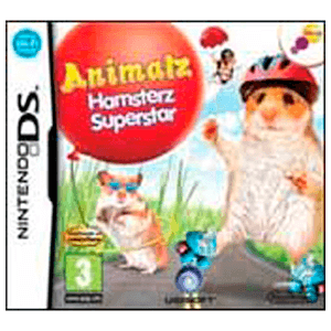 ANIMALZ: Hamsterz Superstar DS