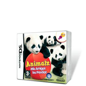 Animalz: Mis Amigos los Pandaz