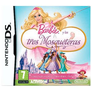 Barbie: Las 3 mosqueteras