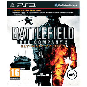 Battlefield: Bad Company 2 Ultimate Edition [D]