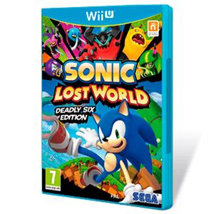 Sonic Lost World Edicion Limitada