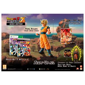 Dragon Ball Z: Battle Of Z Edicion Coleccionista