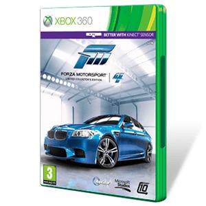 Forza Motorsport 4 Edicion Limitada