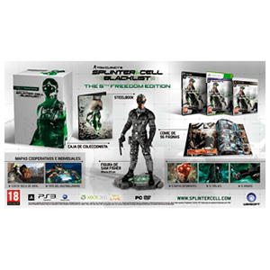 Splinter Cell: Black List 5th Freedom Edition