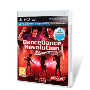 Dance Dance Revolution + Alfombrilla