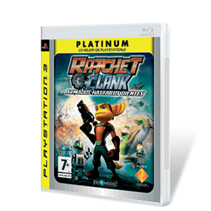 Ratchet & Clank: Armados hasta los Dientes Platinum