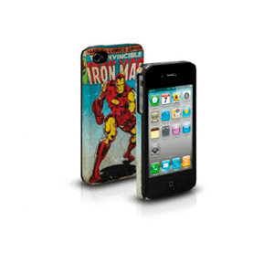 Carcasa iPhone 4 Iron Man