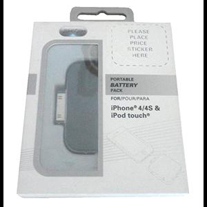 Bateria 1100Mah Blanco-Negro para iPhone 4