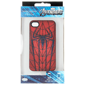 Carcasa iPhone 4 Spiderman