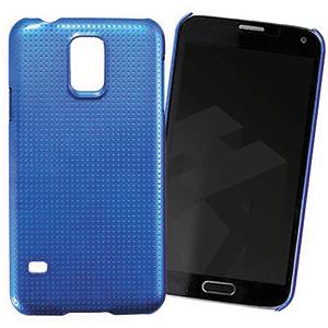 Carcasa Rígida Azul para Galaxy S5 Khora