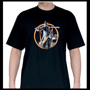 Camiseta Watch Dogs Disparo Talla M
