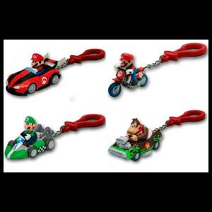 Llavero Mario Kart Surtido