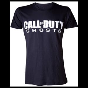 Camiseta Call of Duty: Ghosts Letras Talla M